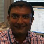 Dr Sandhir Prasad - Headshot